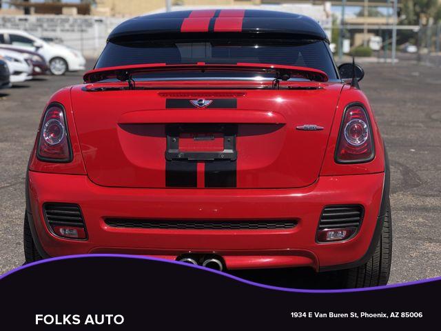 MINI Coupe 2012 price $10,595