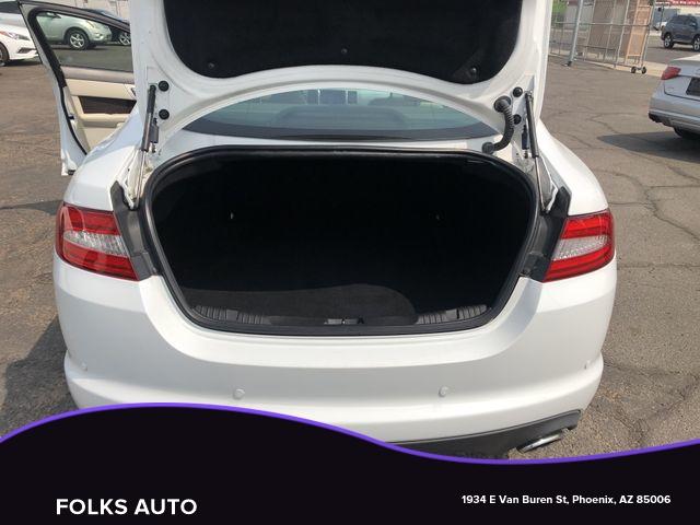 Jaguar XF 2012 price $12,595