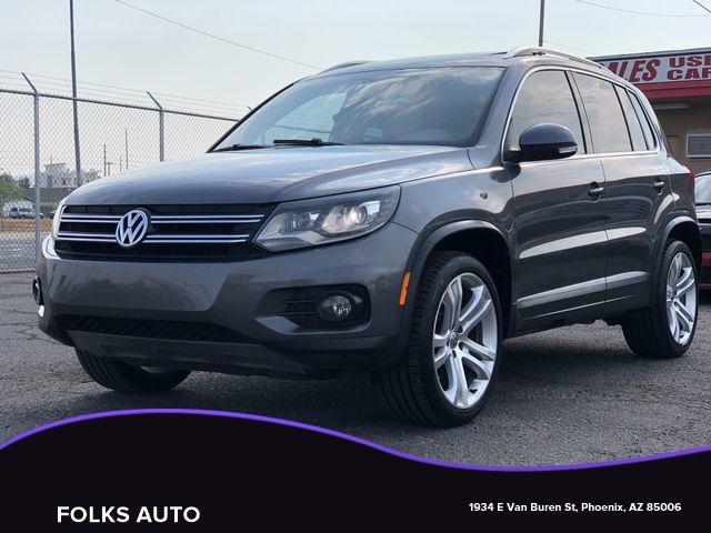 Volkswagen Tiguan 2013 price $7,995