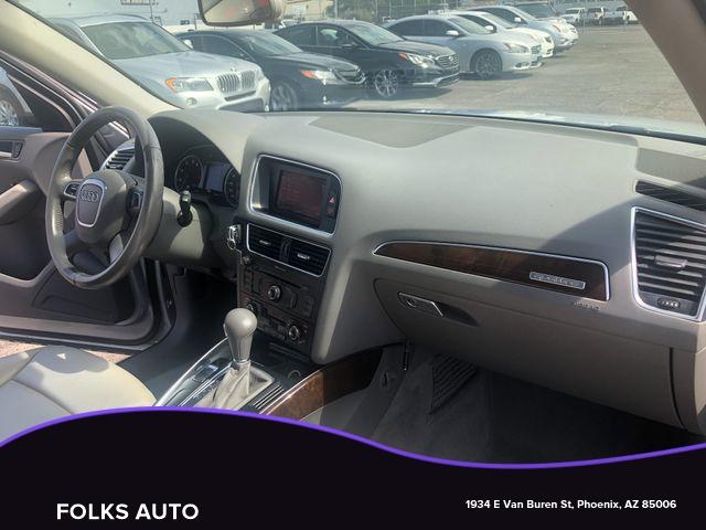 Audi Q5 2012 price $10,595
