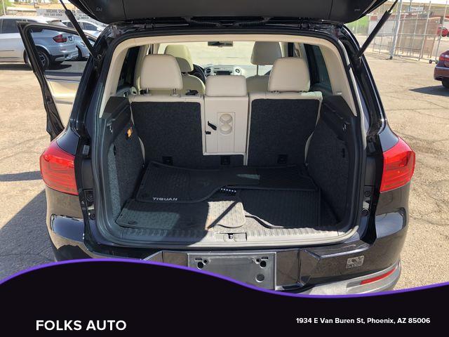 Volkswagen Tiguan 2013 price $8,995