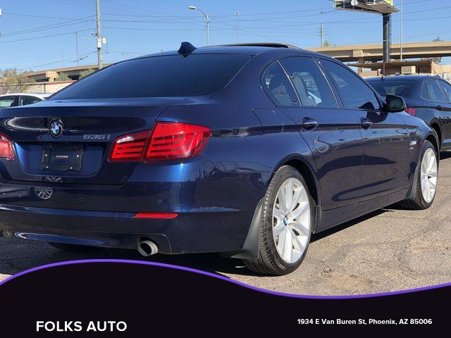 BMW 5 Series 2011 price $10,595