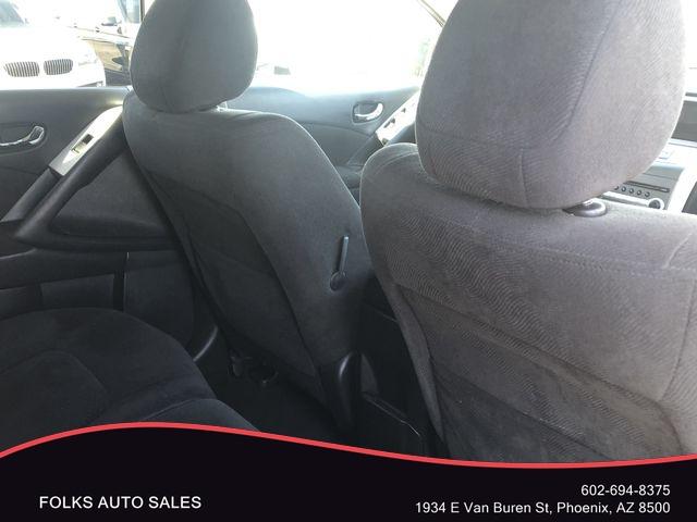 Nissan Murano 2011 price $9,595