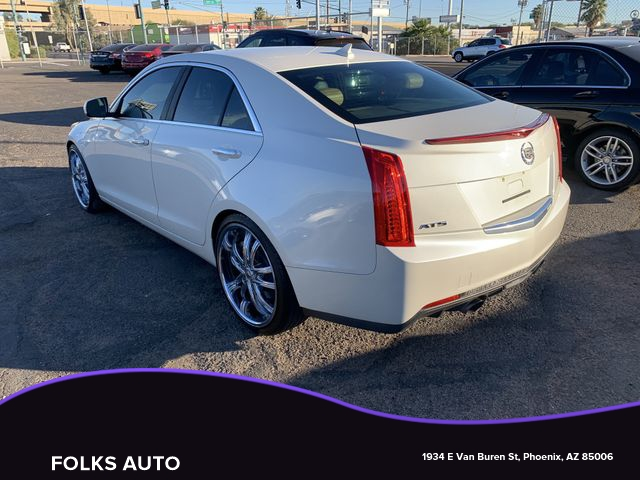 Cadillac ATS 2013 price $9,995