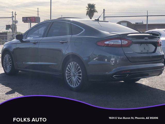 Ford Fusion 2016 price $11,595