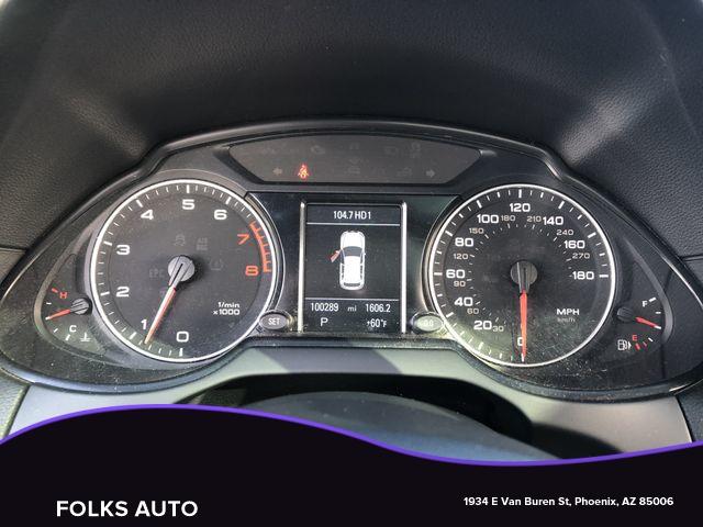 Audi Q5 2012 price $13,595