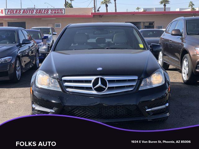 Mercedes-Benz C-Class 2013 price $10,595