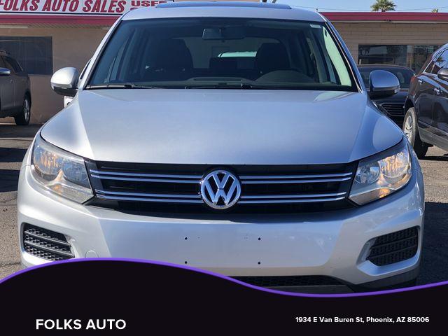 Volkswagen Tiguan 2012 price $7,595