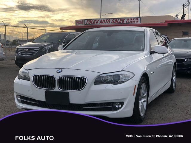 BMW 5 Series 2013 price $11,995