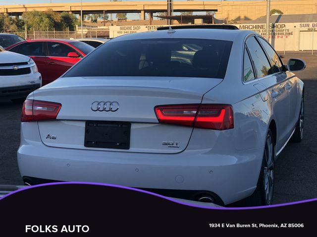 Audi A6 2013 price $16,995