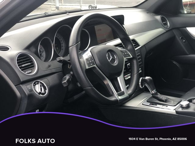 Mercedes-Benz C-Class 2012 price $10,595