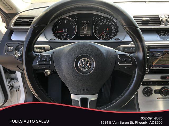 Volkswagen CC 2016 price $13,995
