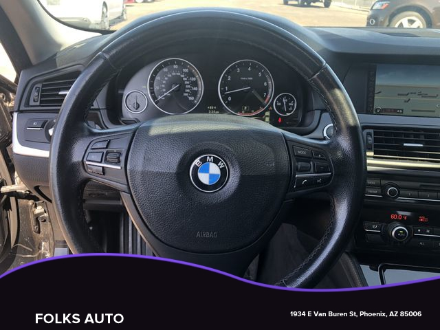 BMW 5 Series 2012 price $12,995