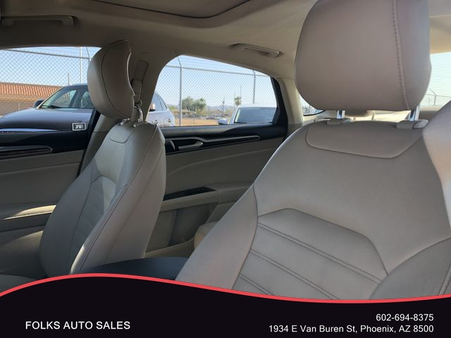 Ford Fusion 2014 price $11,595