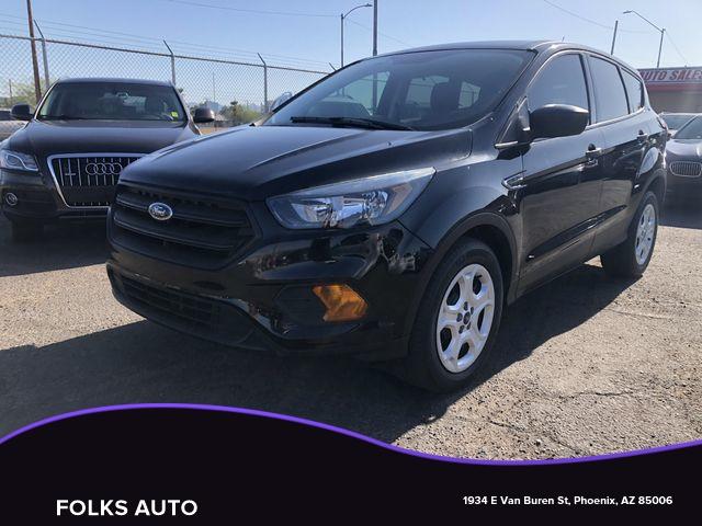 Ford Escape 2018 price $16,595
