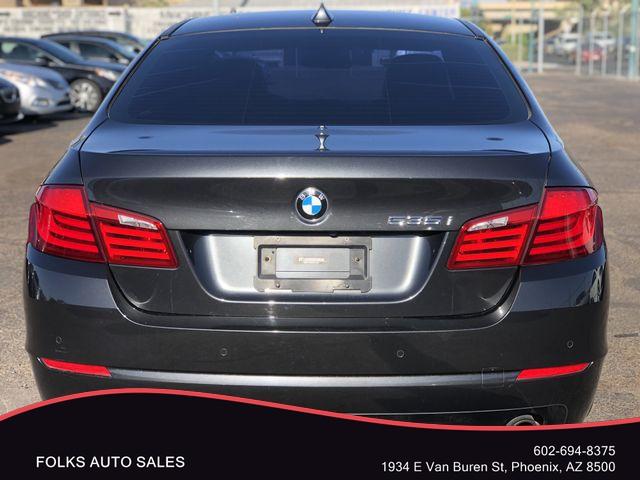 BMW 5 Series 2012 price $12,995