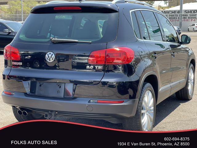 Volkswagen Tiguan 2013 price $11,595