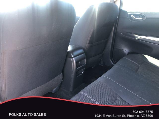 Nissan Sentra 2016 price $8,595