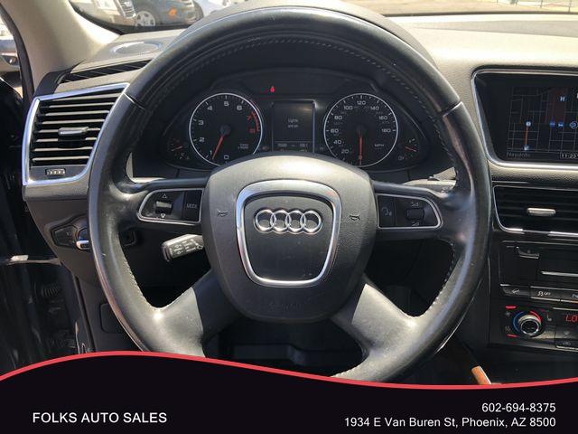 Audi Q5 2011 price $15,595