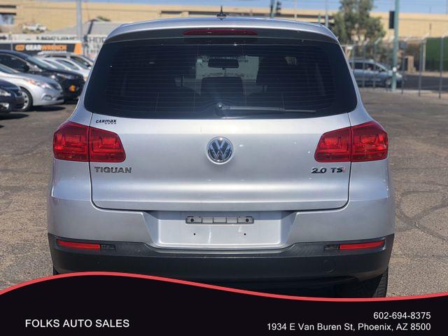 Volkswagen Tiguan 2012 price $7,995