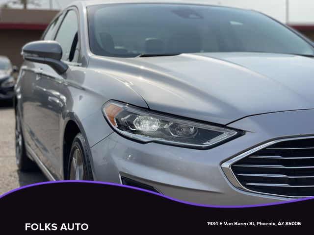 Ford Fusion 2020 price $22,995