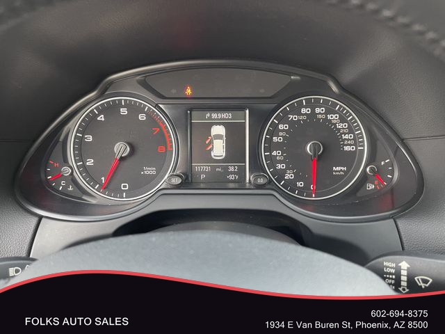 Audi Q5 2014 price $16,595