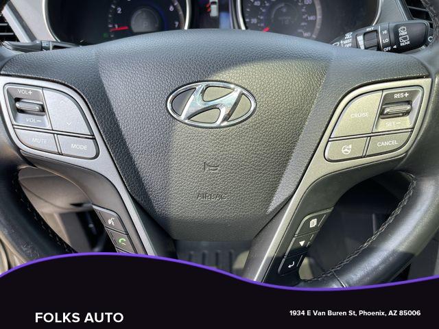 Hyundai Santa Fe 2015 price $12,995