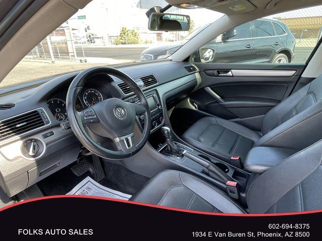 Volkswagen Passat 2015 price $10,595