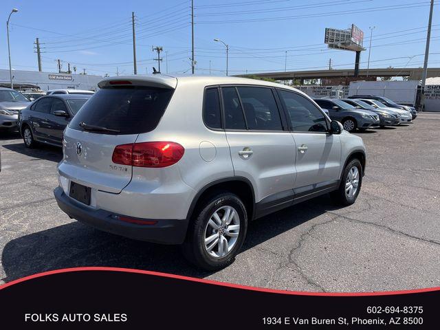 Volkswagen Tiguan 2013 price $12,995