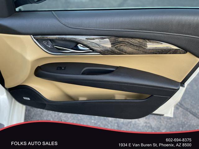Cadillac ATS 2014 price $14,595