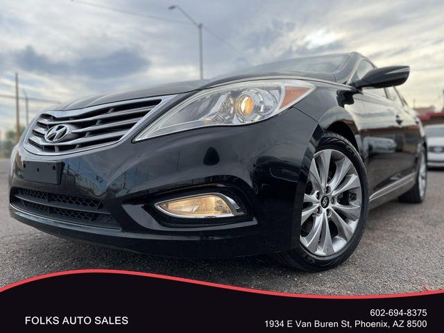 Hyundai Azera 2012 price $10,595