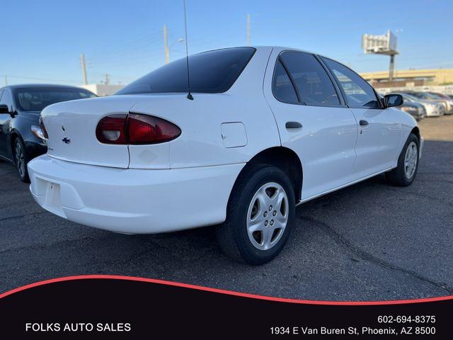 Chevrolet Cavalier 2000 price $2,995