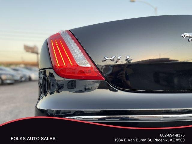 Jaguar XJ 2011 price $16,995