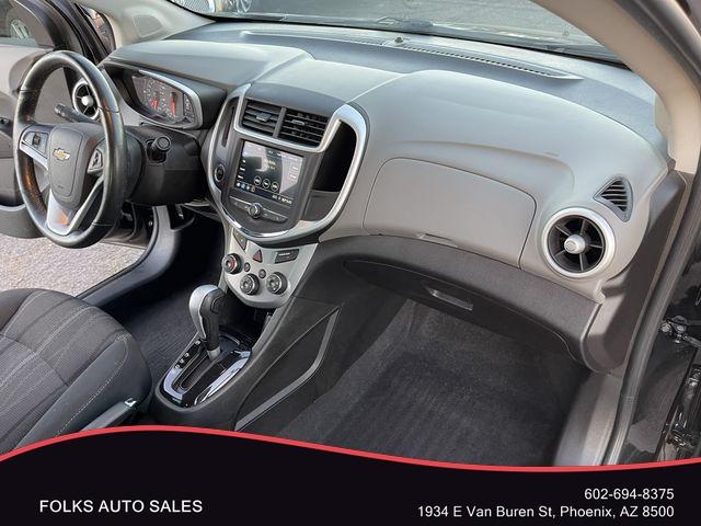 Chevrolet Sonic 2019 price $9,995