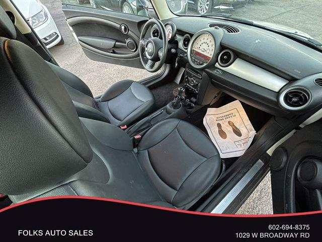MINI Hardtop 2013 price $10,595