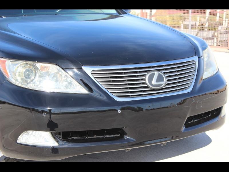 Lexus LS 460 2007 price $15,988