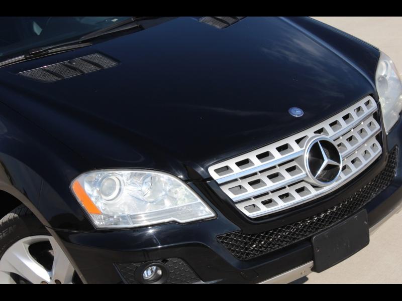 Mercedes-Benz M-Class 2009 price $10,988