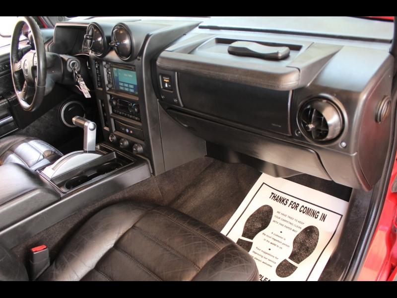 Hummer H2 2005 price $22,988