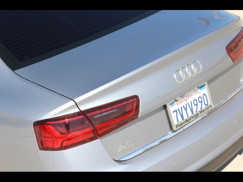Audi A6 2017 price $17,988