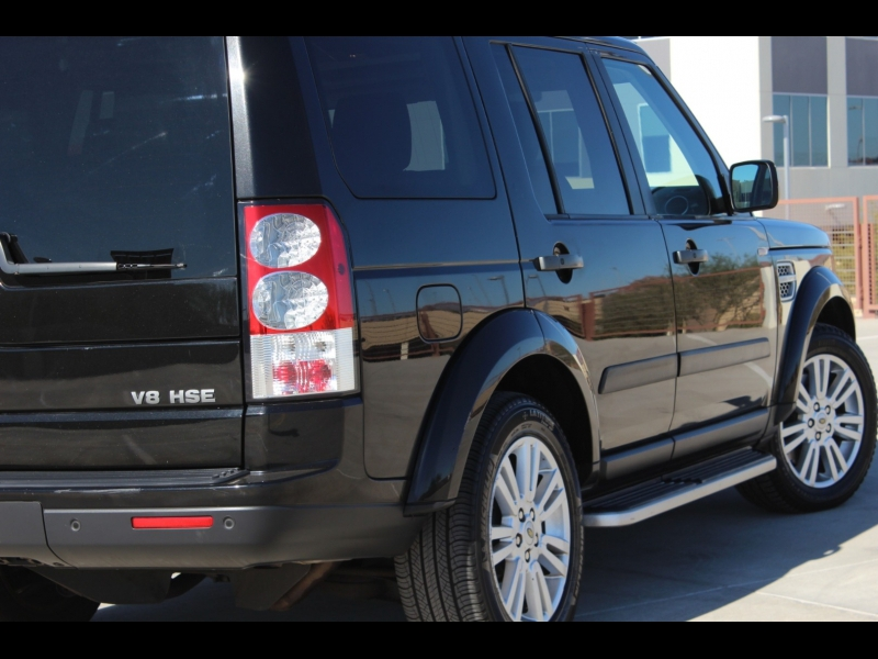 Land Rover LR4 Luxury 2010 price $17,988