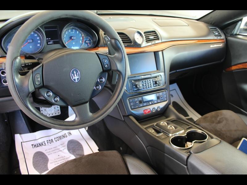 Maserati GranTurismo 2009 price $31,988