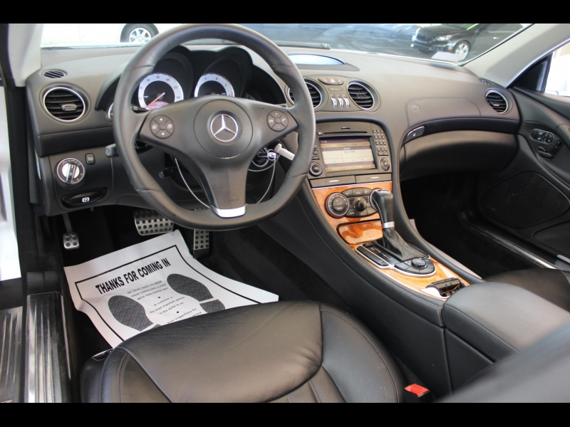 Mercedes-Benz SL-Class 2009 price $24,988