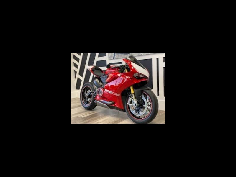 Ducati Panigale 1199 R 2015 price $19,999