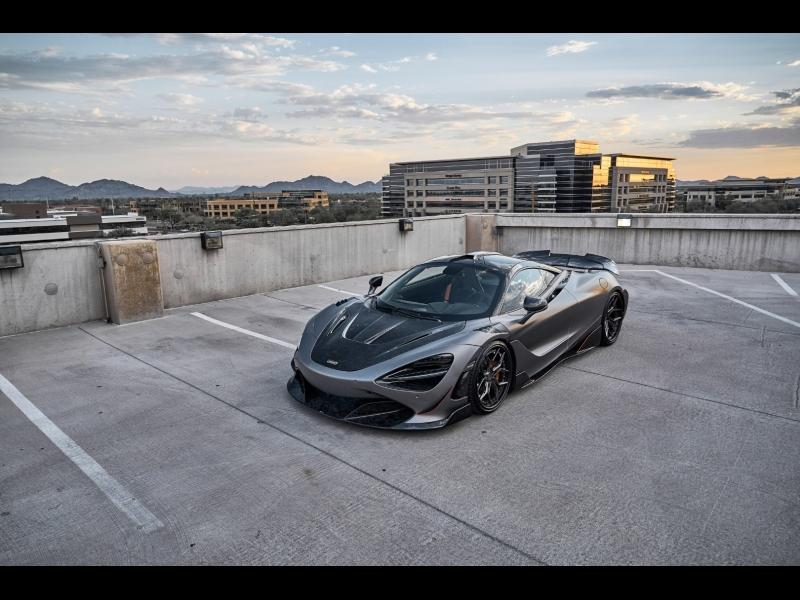 Mclaren 720S 2019 price $299,988