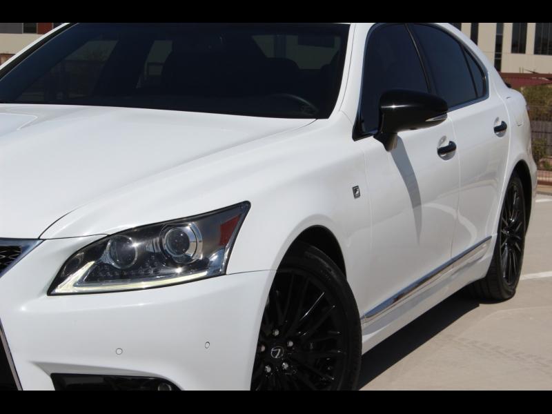 Lexus LS 460 2015 price $31,988
