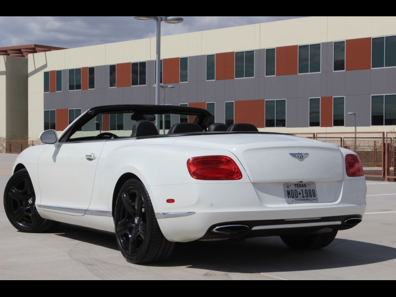 Bentley Continental GT 2012 price $84,988