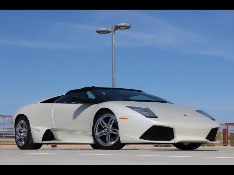 Lamborghini Murcielago Roadster LP640 2008 price $249,988