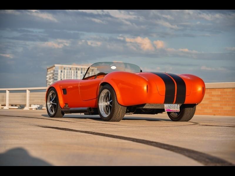 Shelby COBRA 1966 price $58,988