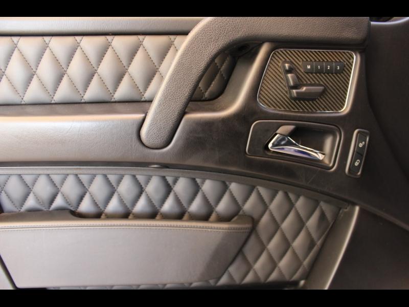 Mercedes-Benz G-Class 2017 price $99,988