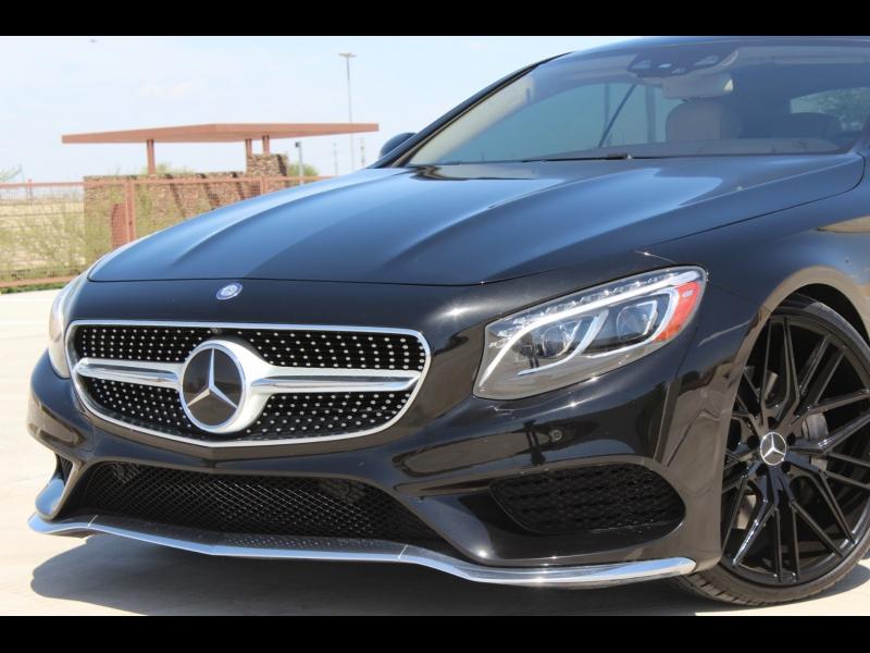 Mercedes-Benz S-Class 2015 price $61,988